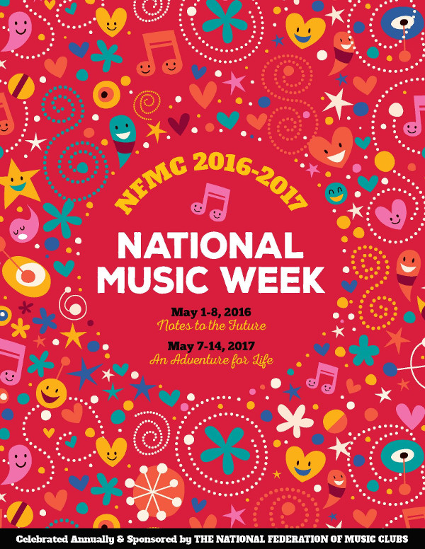 West Lafayette Musicale Announces Events for National Music Week